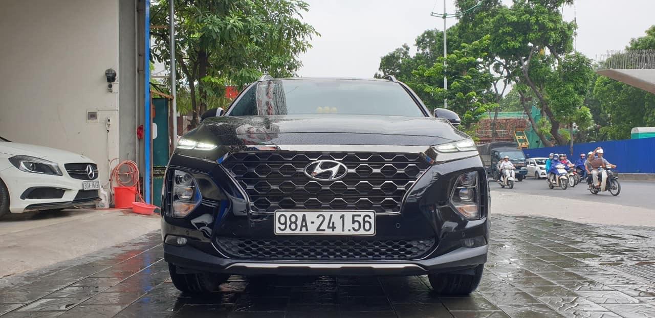 Hyundai Santafe 2019 full xăng