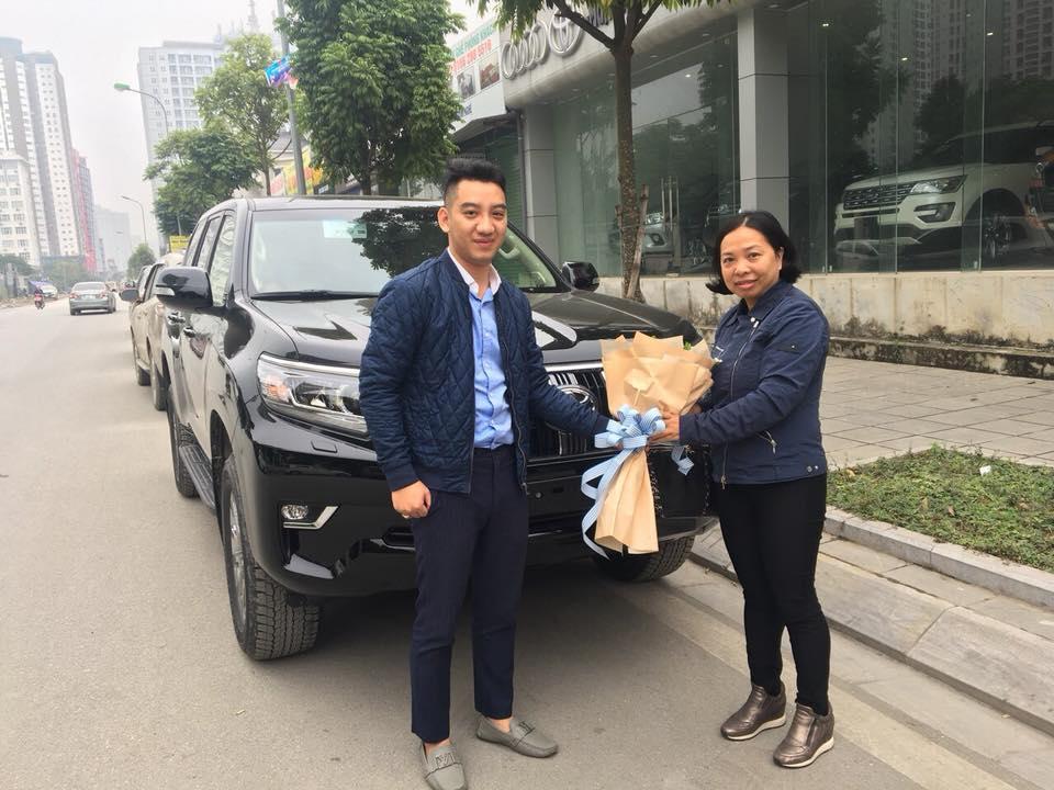 Toyota Land Prado VX 2018 30E-586.xx