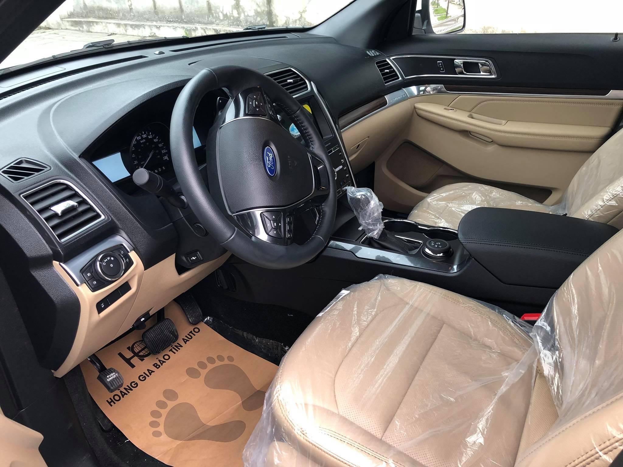 Ford Explorer 2018 15A-083.xx