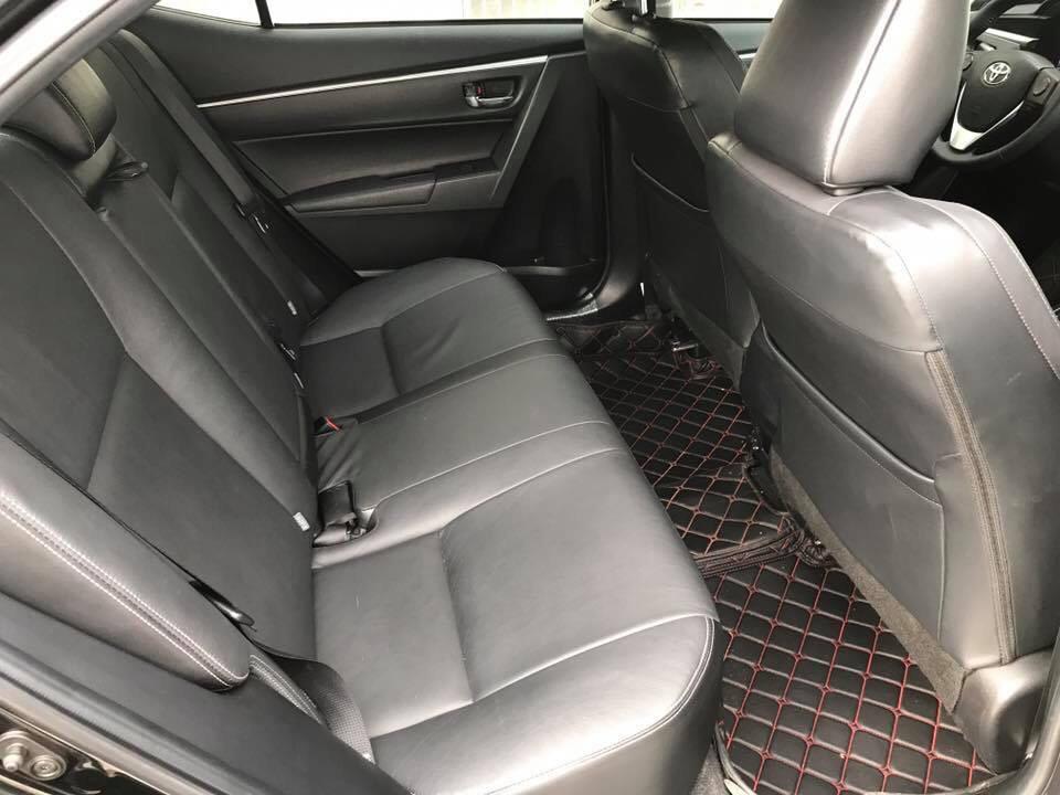 Toyota Altis 2.0V 2016