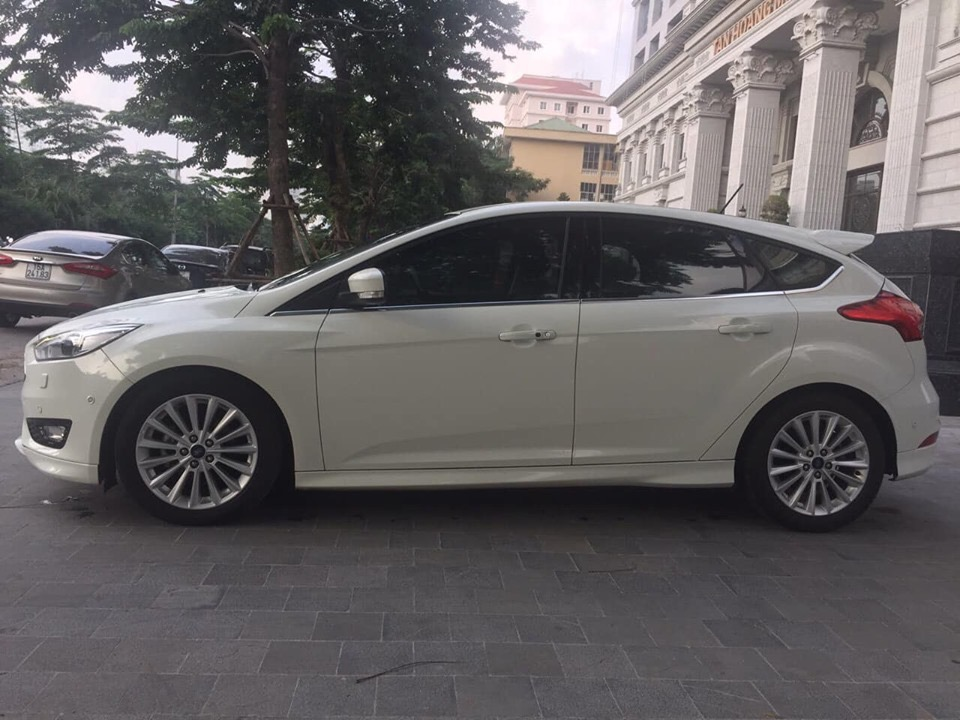 Ford Focus 1.5AT Sport 2017
