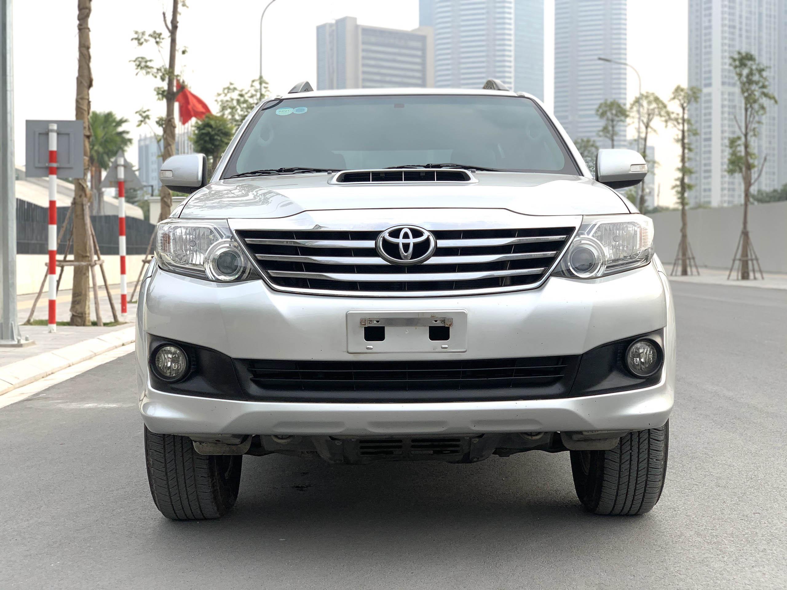 Toyota Fortuner 2.5G Sx 2014.
