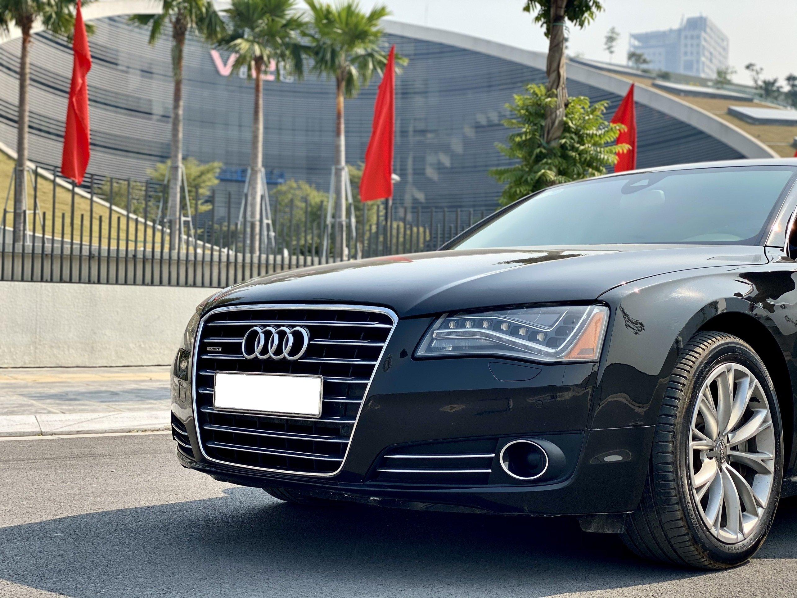 Audi A8 sản xuất 2010