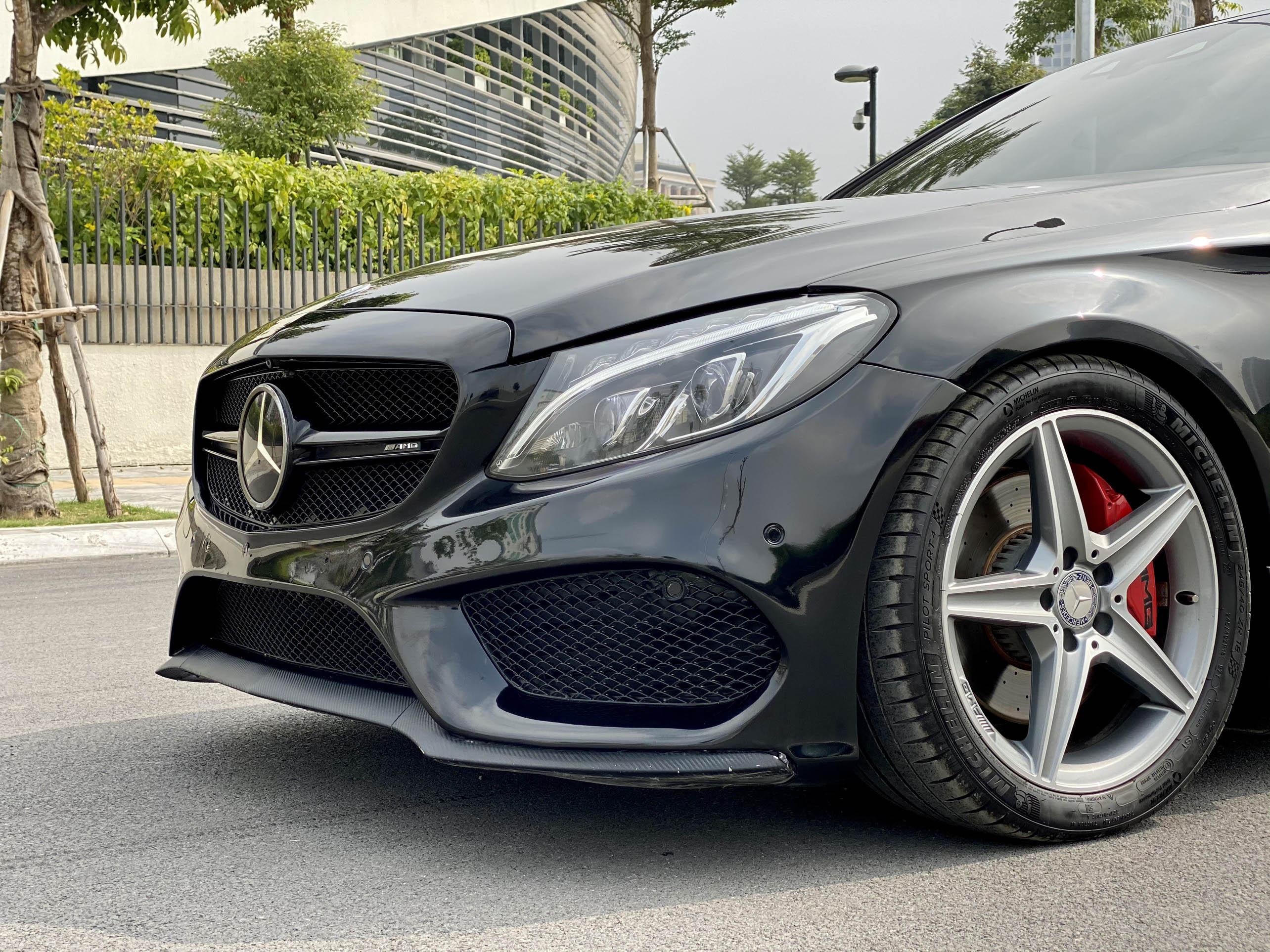 Mercedes C300 AMG Sản Xuất 2016