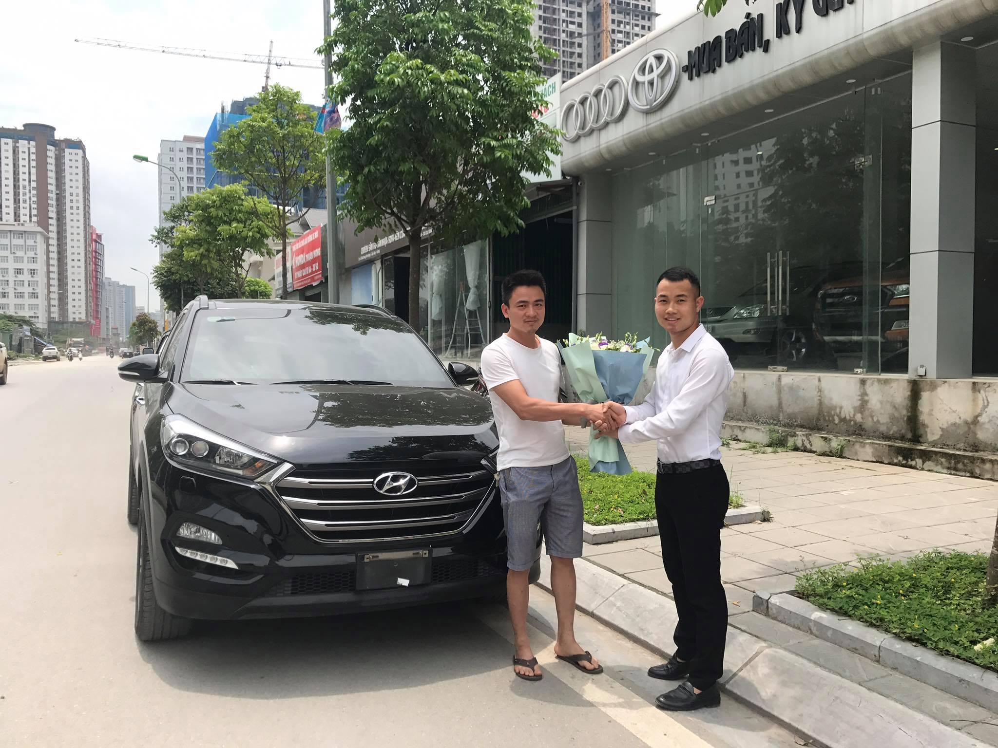 Hyundai Tucson 2016 30E-658.xx