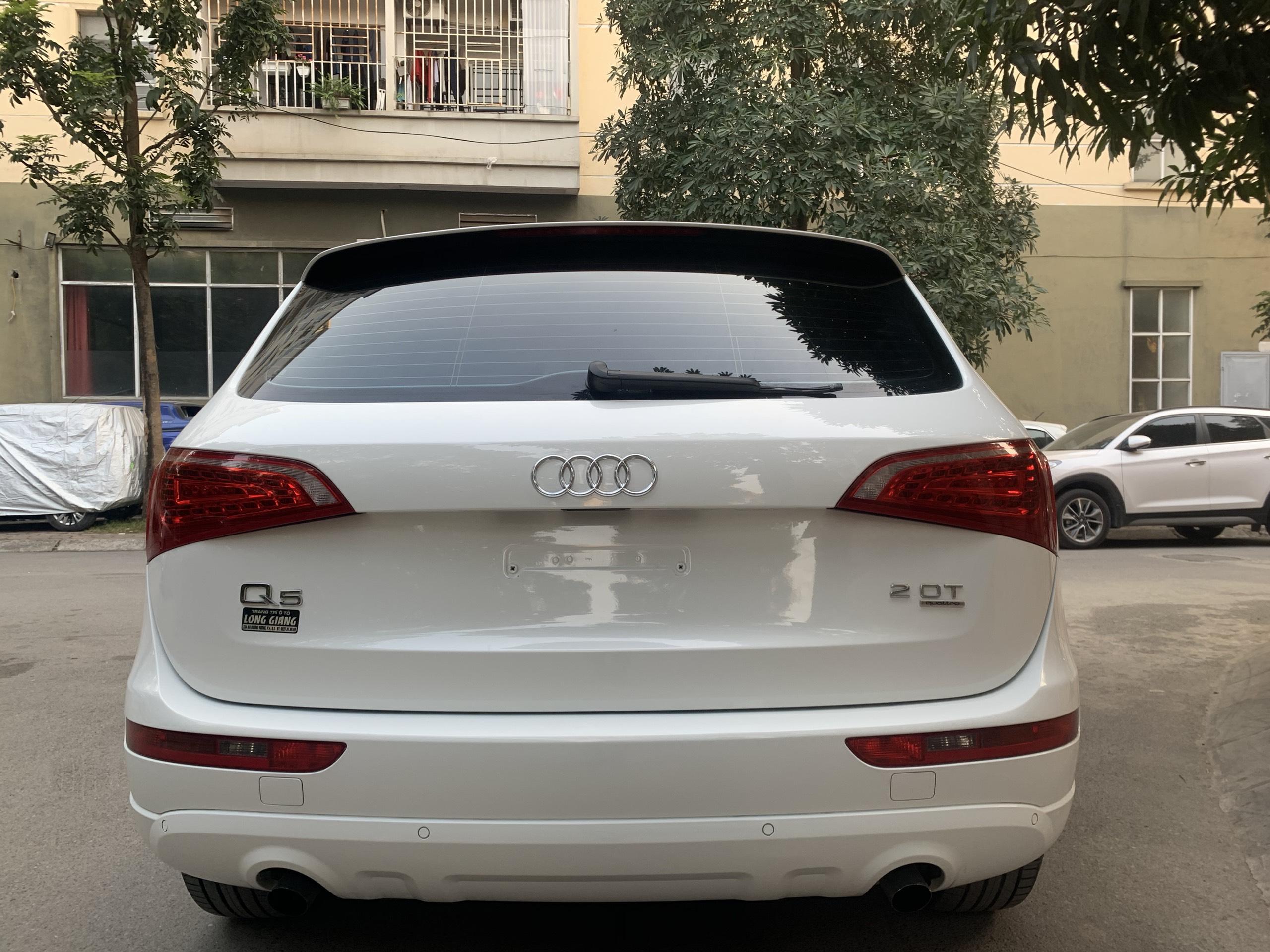 Audi Q5 sản xuất 2012