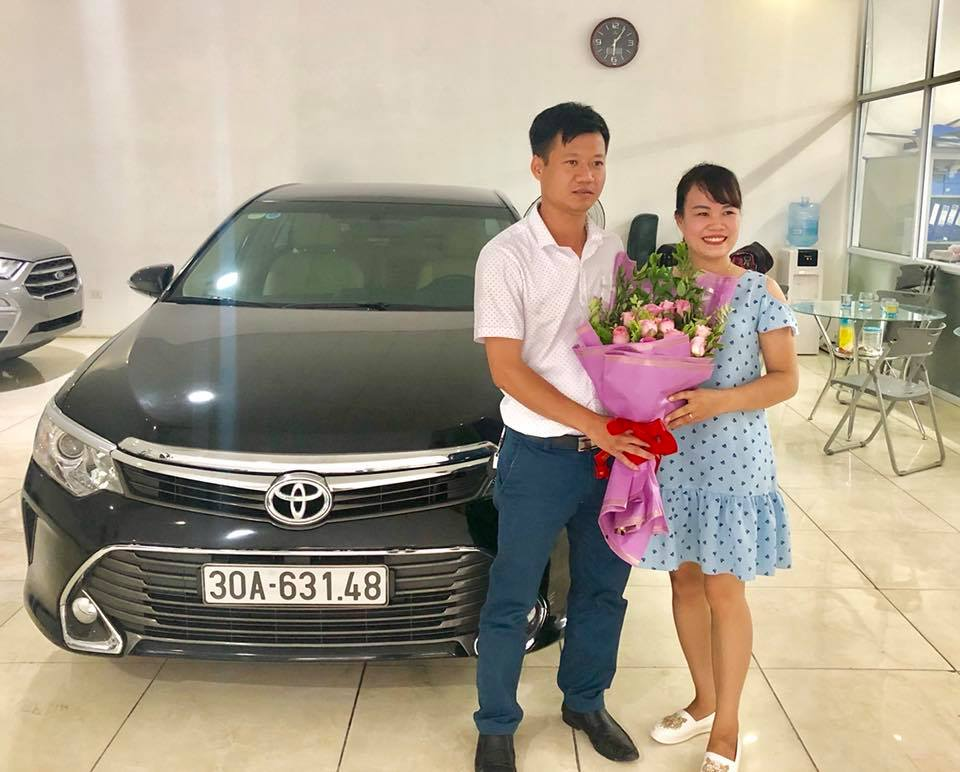 Toyota Camry 2015 30A-631.xx