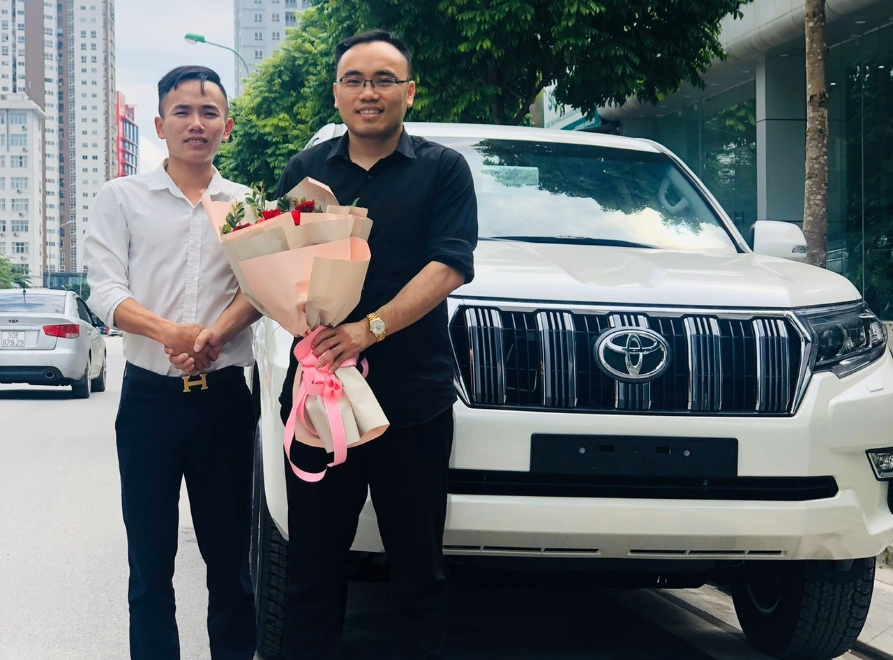 Toyota Land Prado VX 2018 22A-102.xx