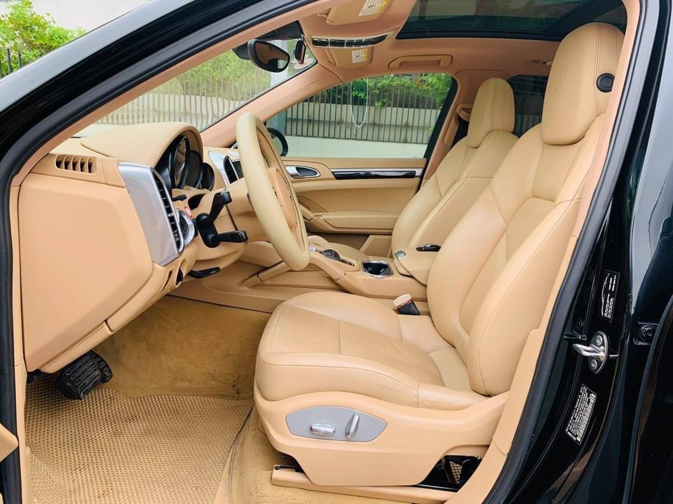 Porsche Cayenne sx2011