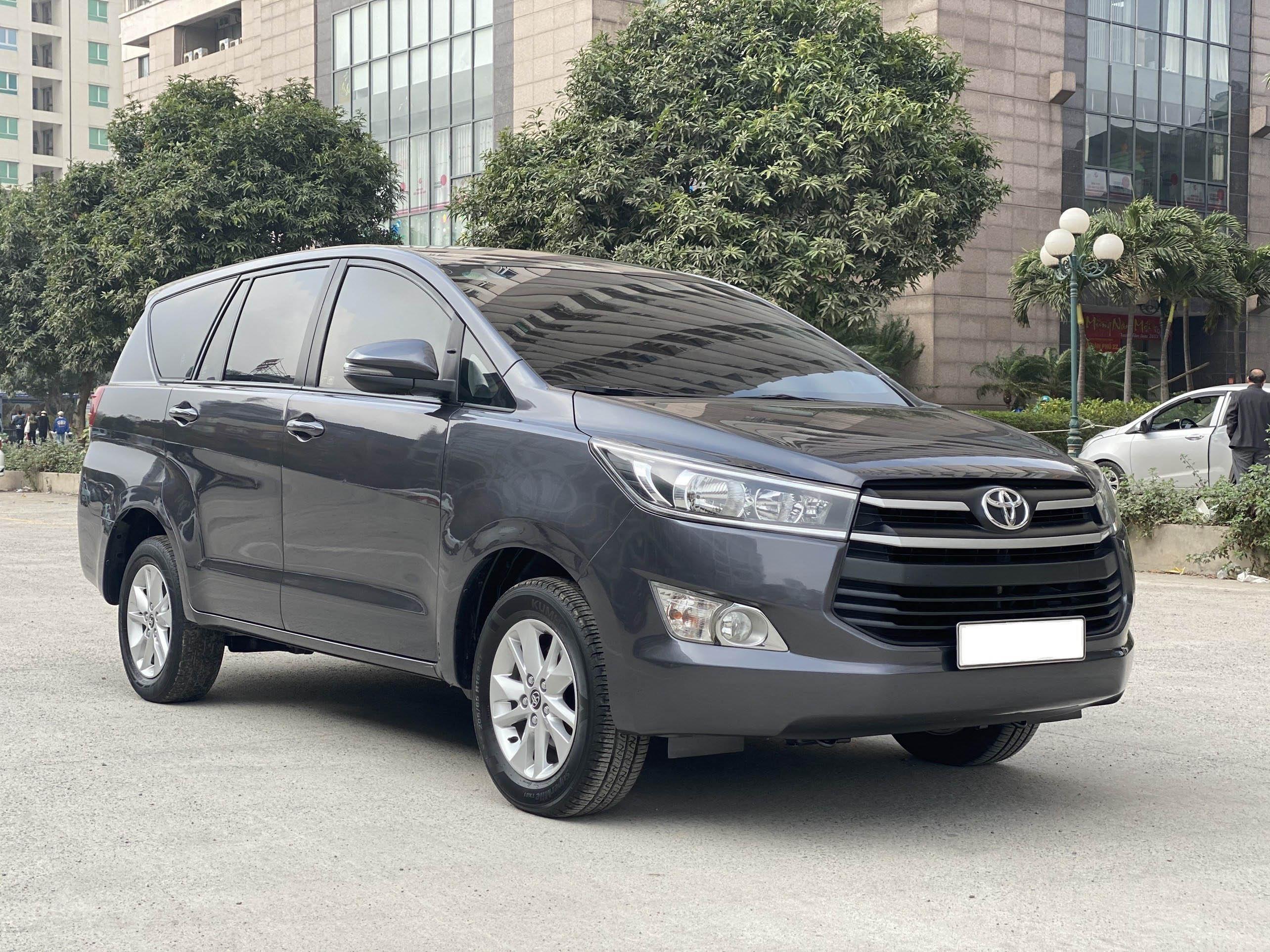 Toyota Innova G Sx 2018