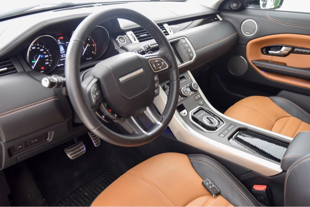 Range Rover Evoque Máy Dầu