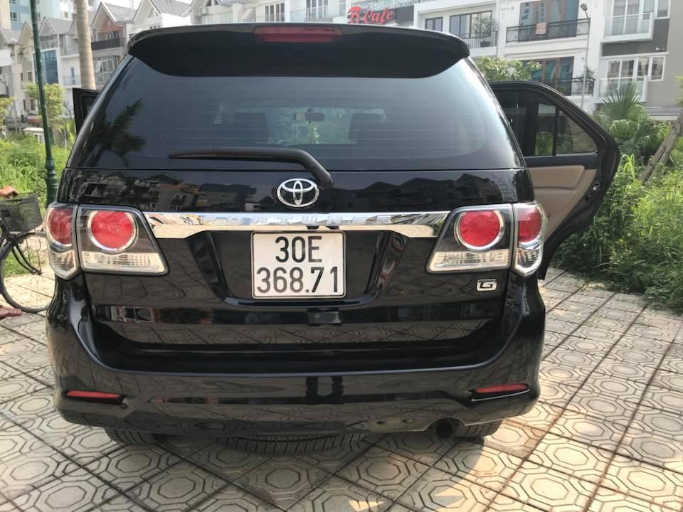 Toyota Fortuner G 2016 30E-368.xx