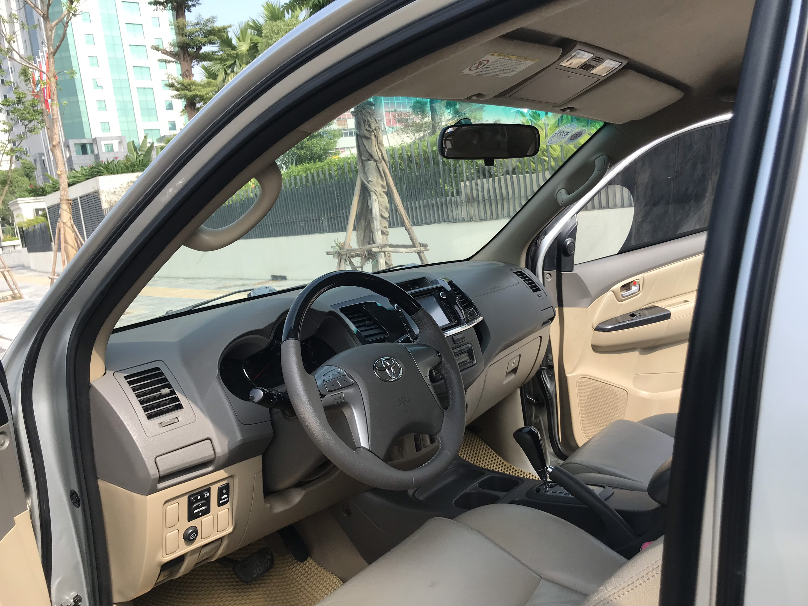 Fortuner Sản Xuất 2012