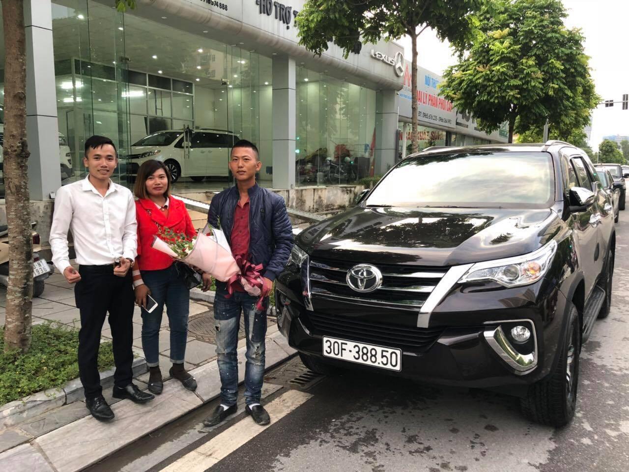 Toyota Fortuner 2018 30F-388.xx