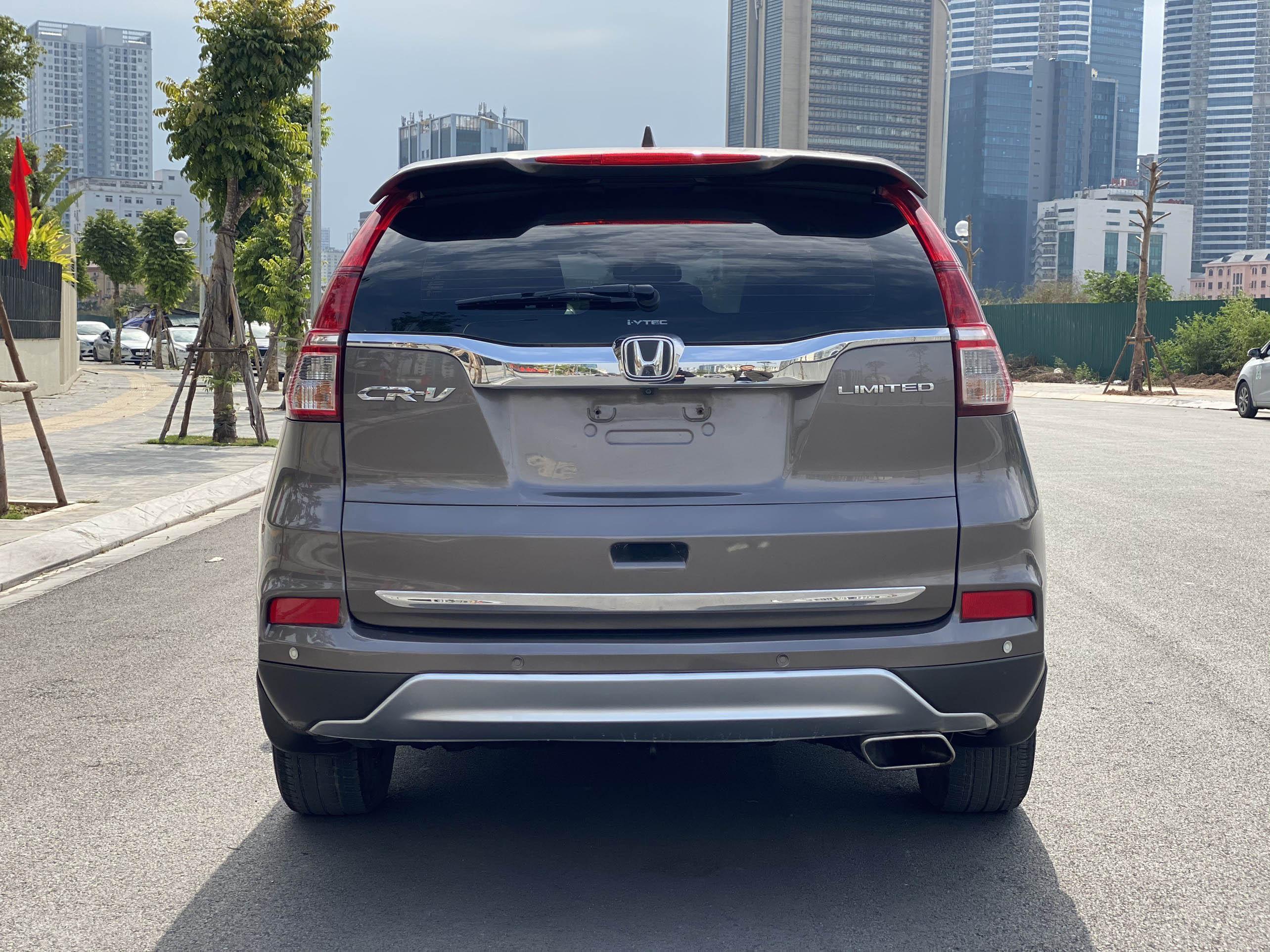 Honda CRV 2.0 Sx 2015