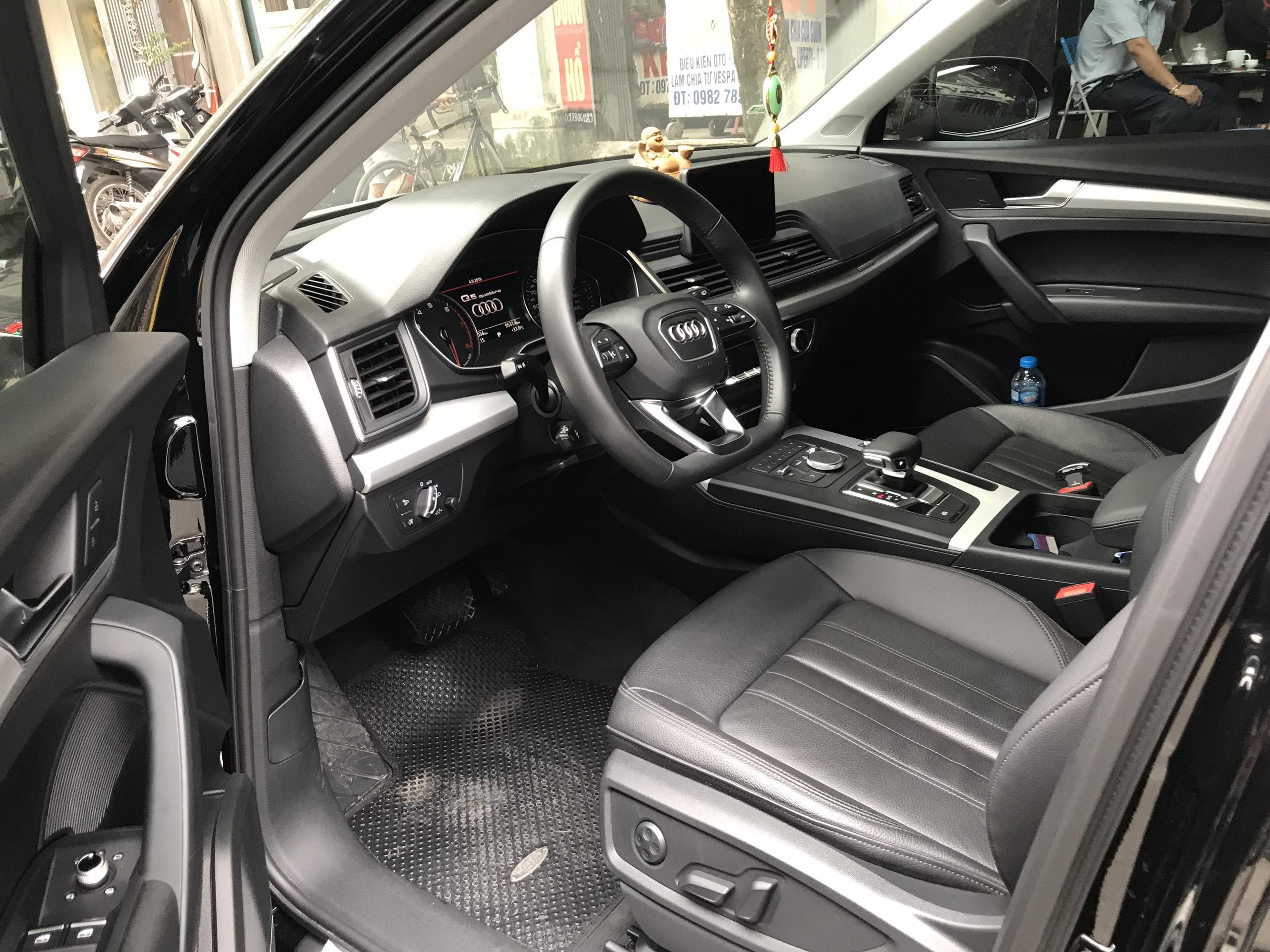 Audi Q5 design 2019