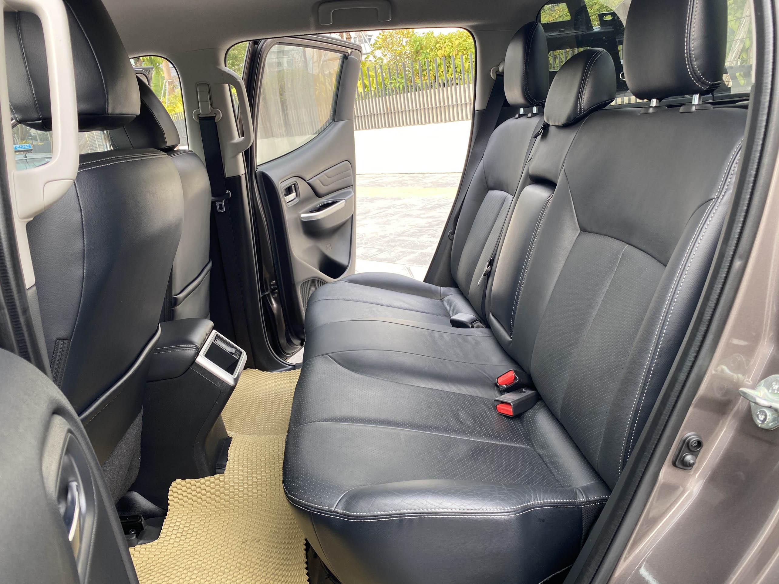 Mitsubishi Trition GLS 4x4 AT Sx 2018