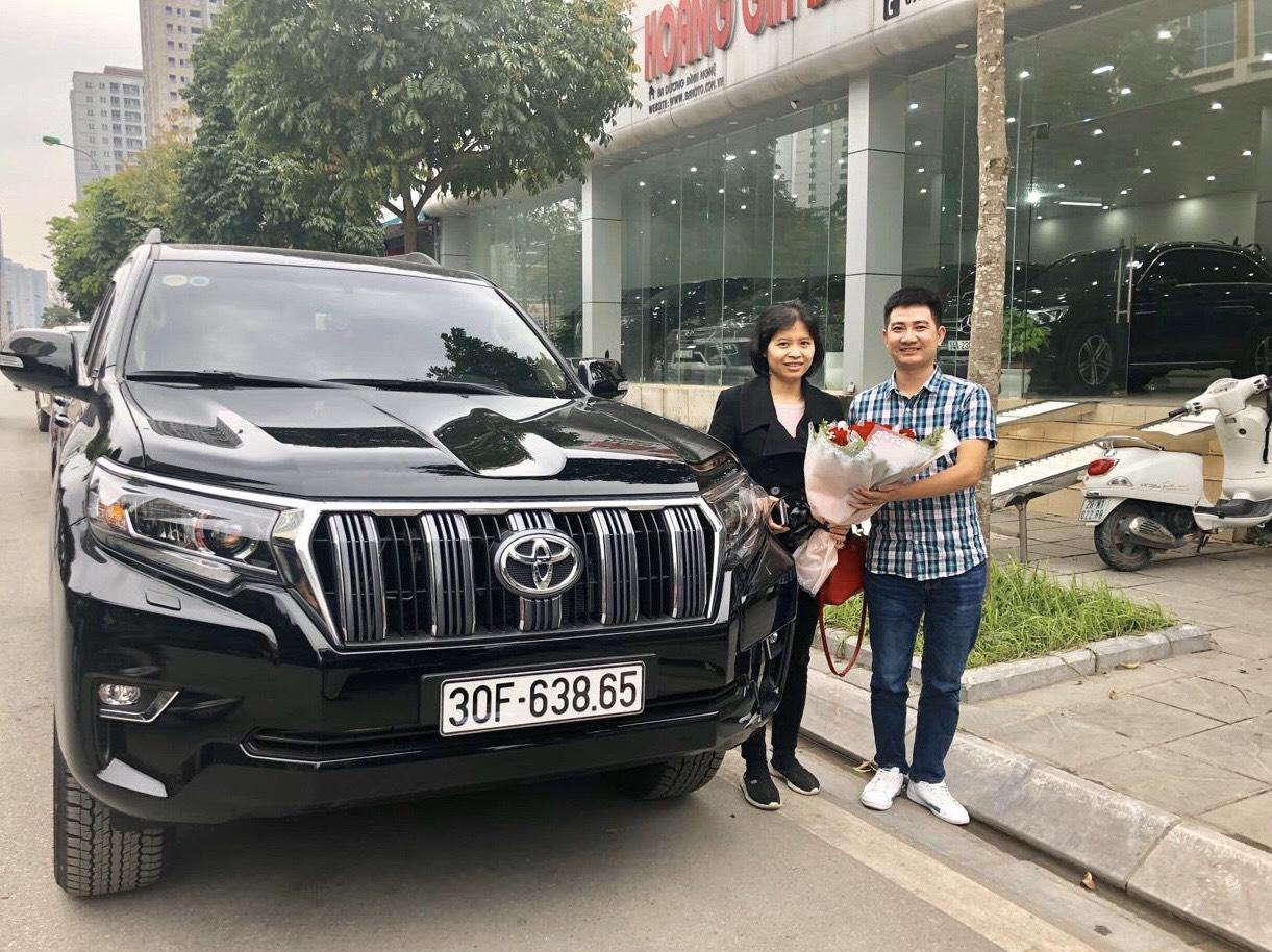 Toyota Land Prado 2018 30F-638.xx