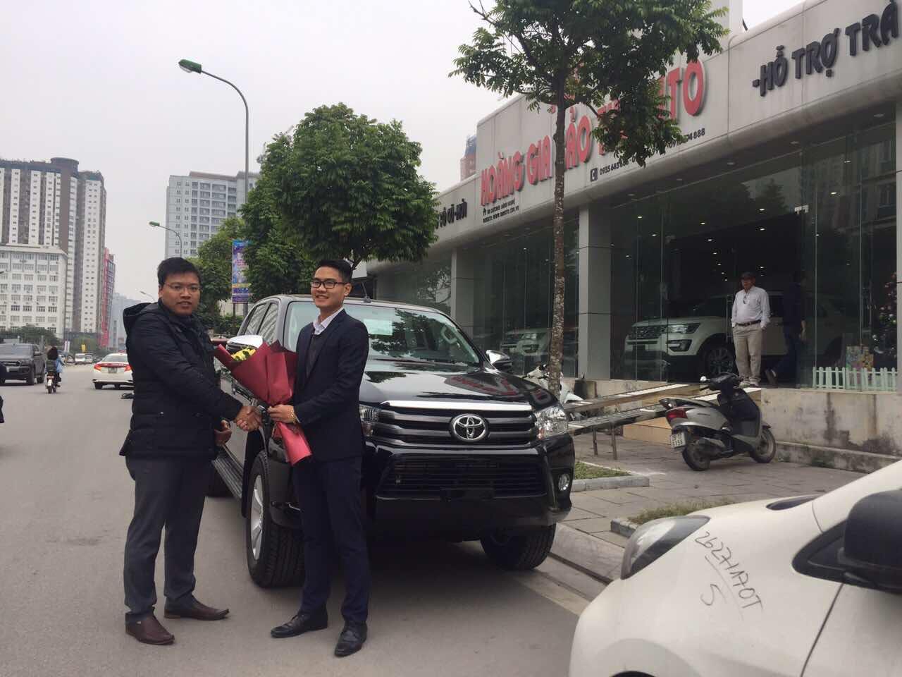 Toyota Hilux E 2017 29C-312.xx