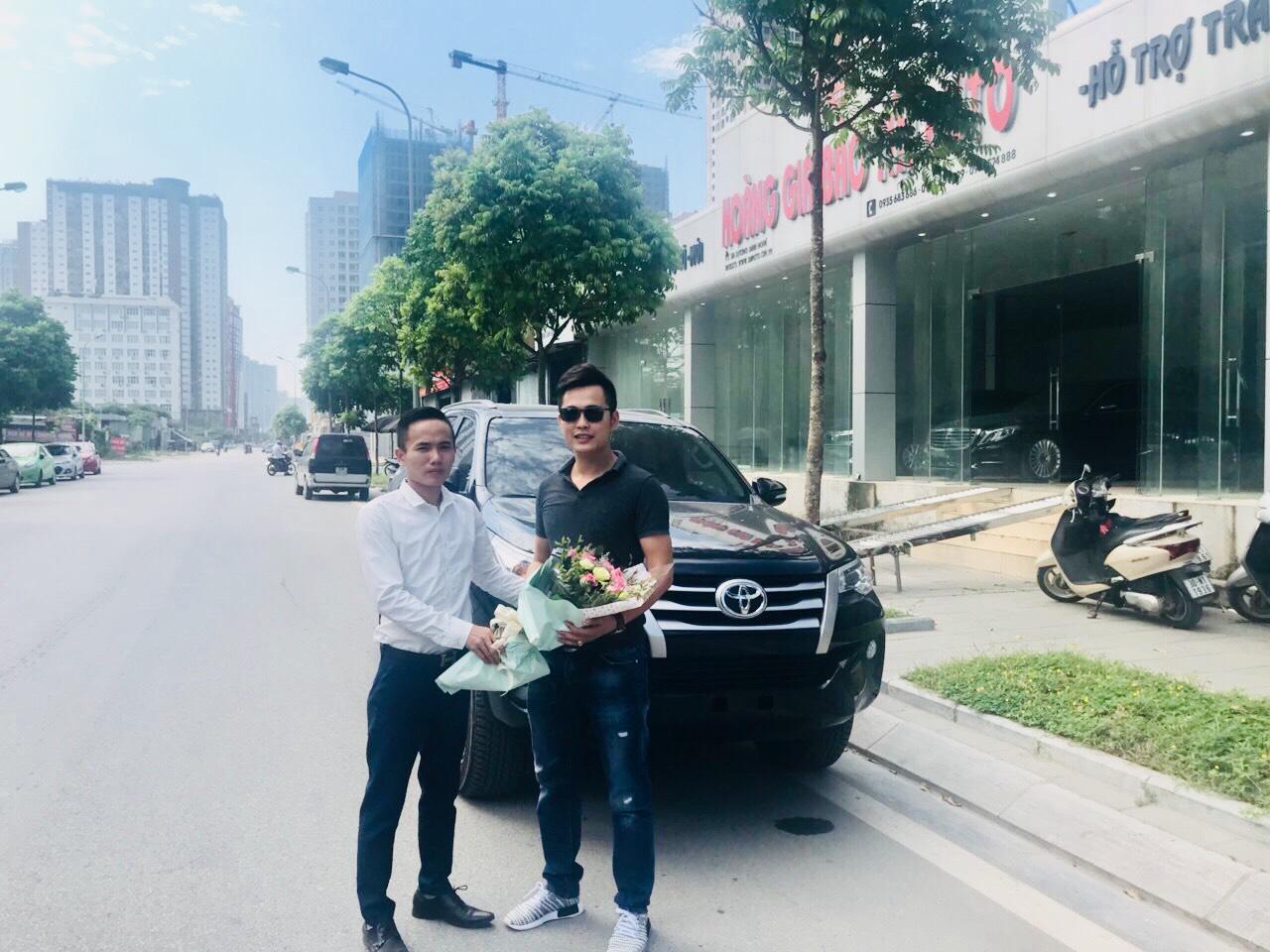 Toyota Fortuner G 2017 30E-198.xx