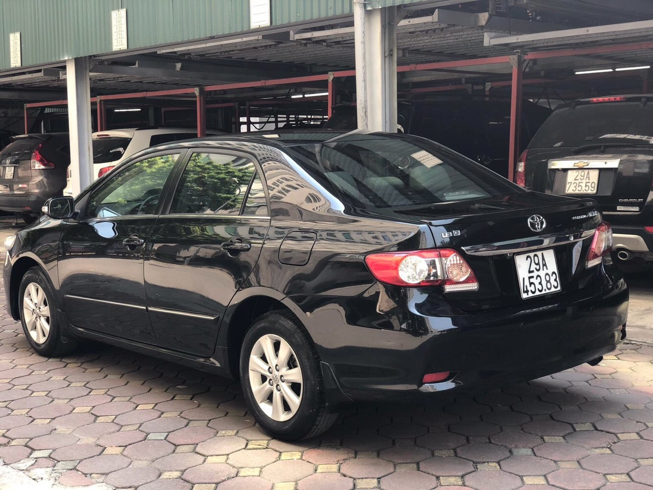 Toyota Altis 2011