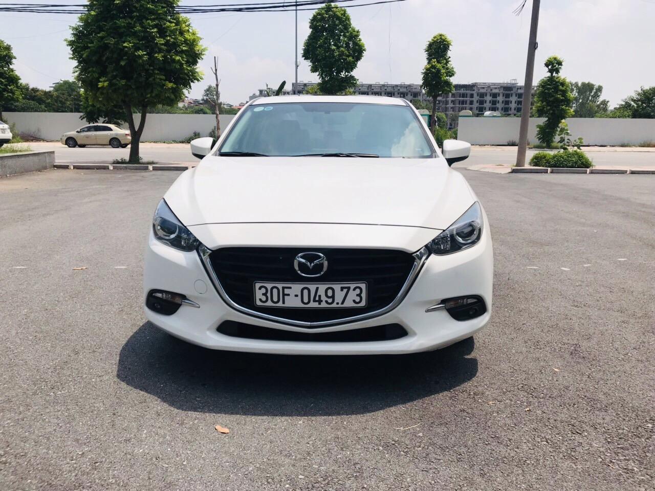 Mazda 3 FL 2018