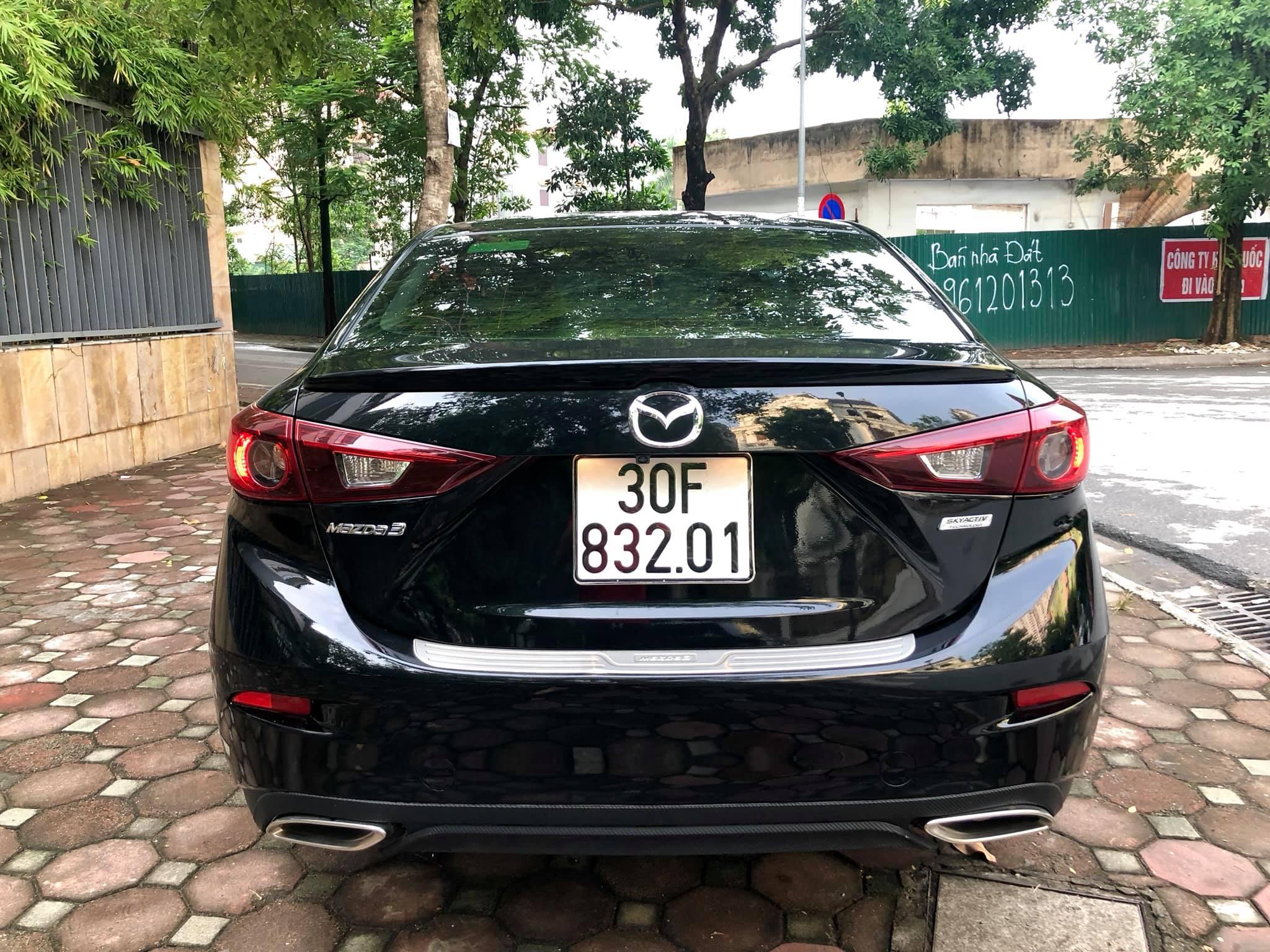Mazda 3 FL 1.5AT 2018