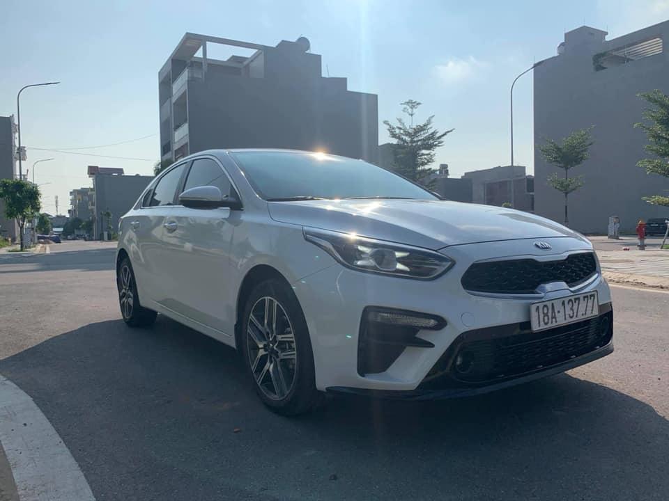 Kia Cerato 2.0 Premium 2018