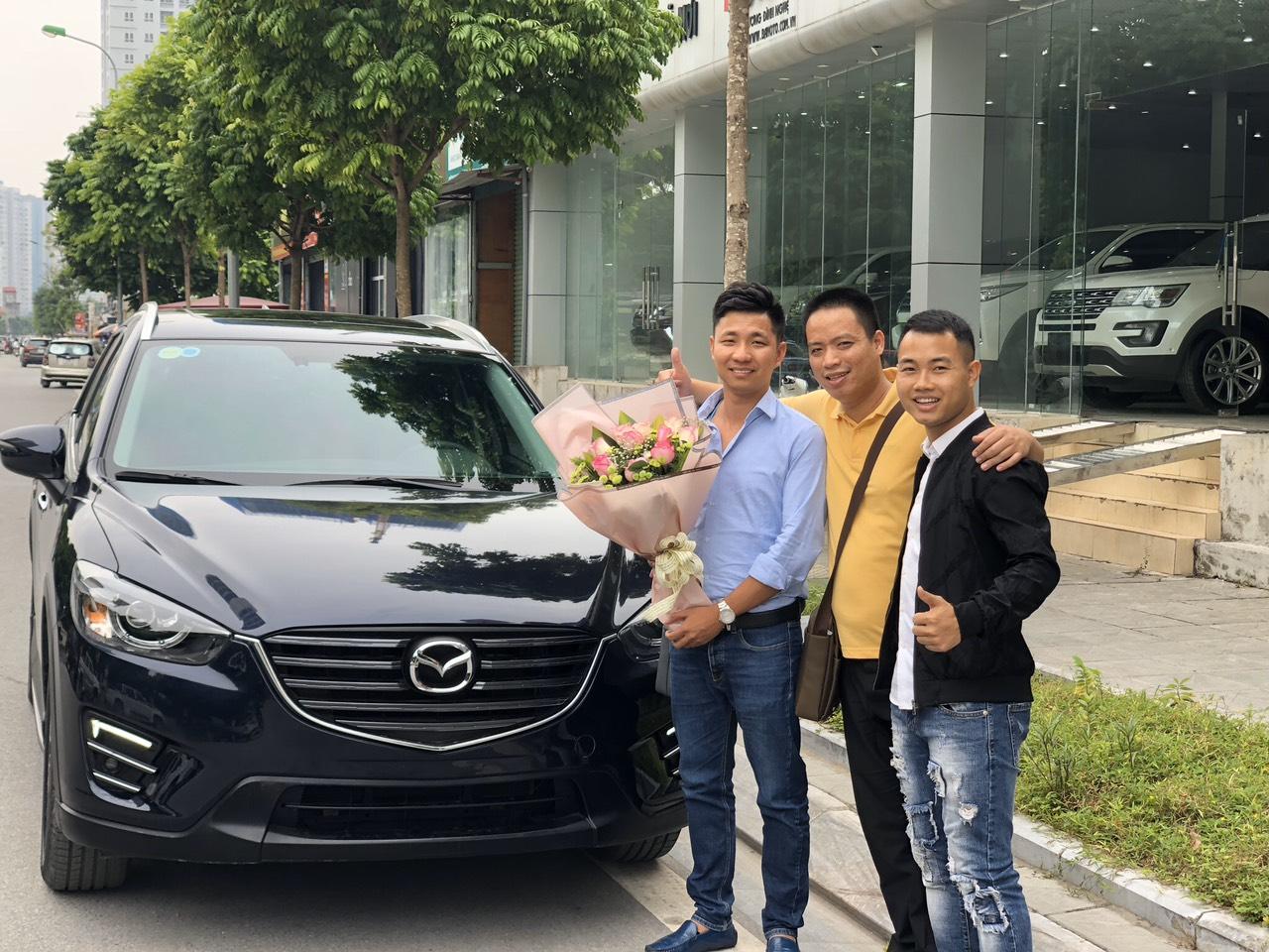 Mazda CX5 2017 18A-089.xx