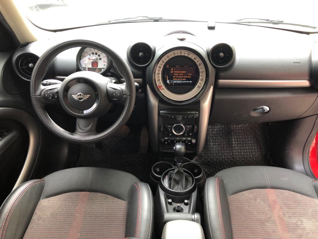 Mini Couper 2013