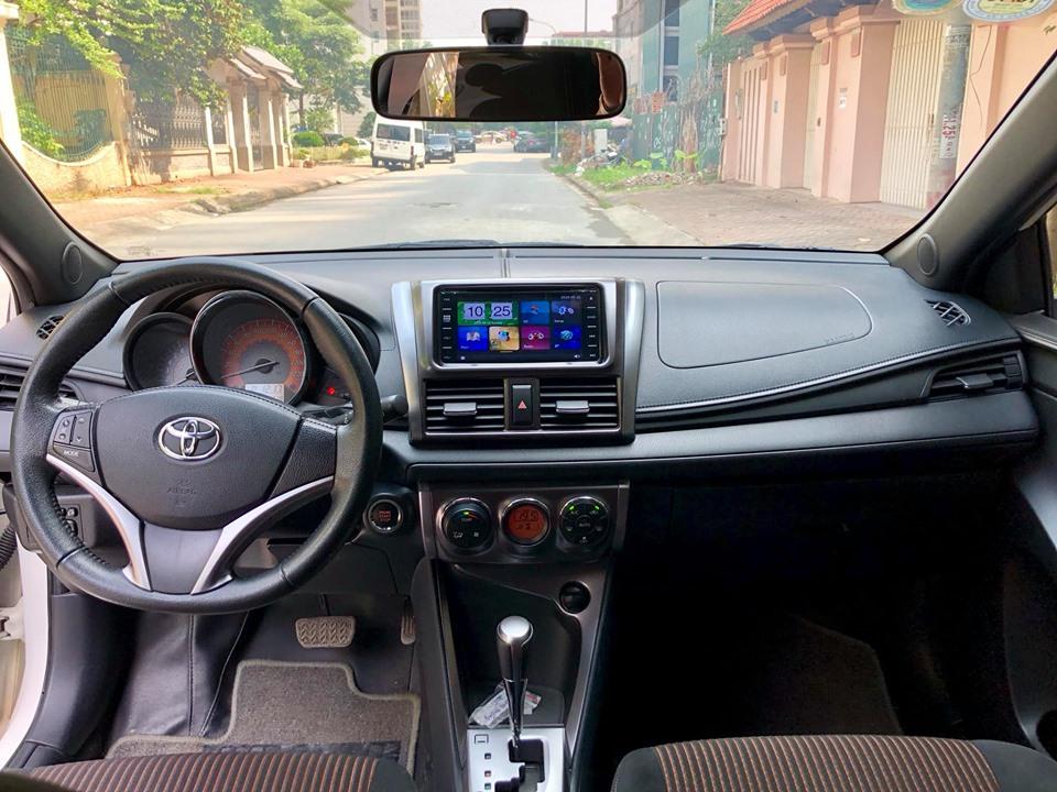 Toyota Yaris G 2017 trắng