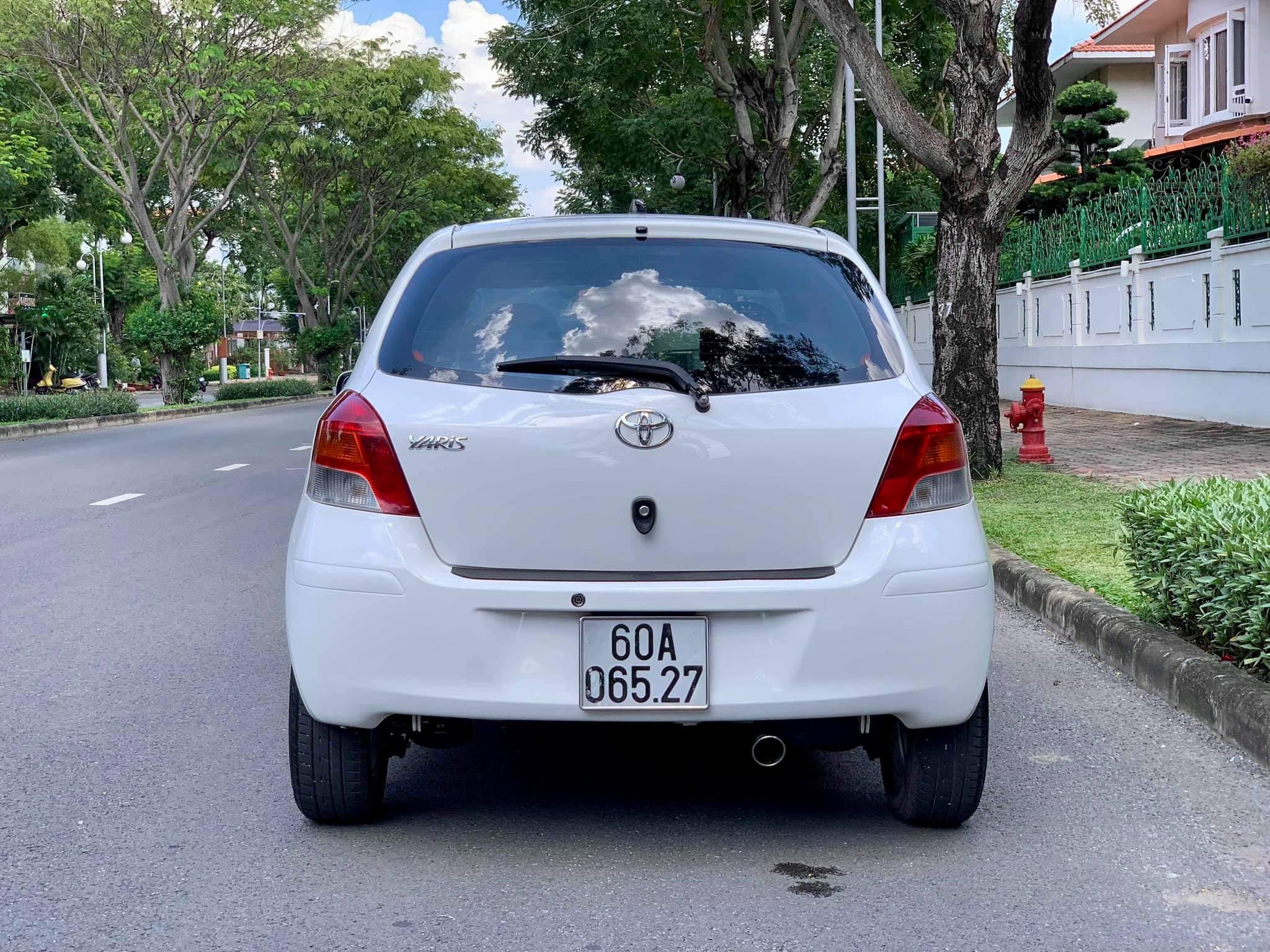 Yaris 1.5L nhập Thái Lan 2012