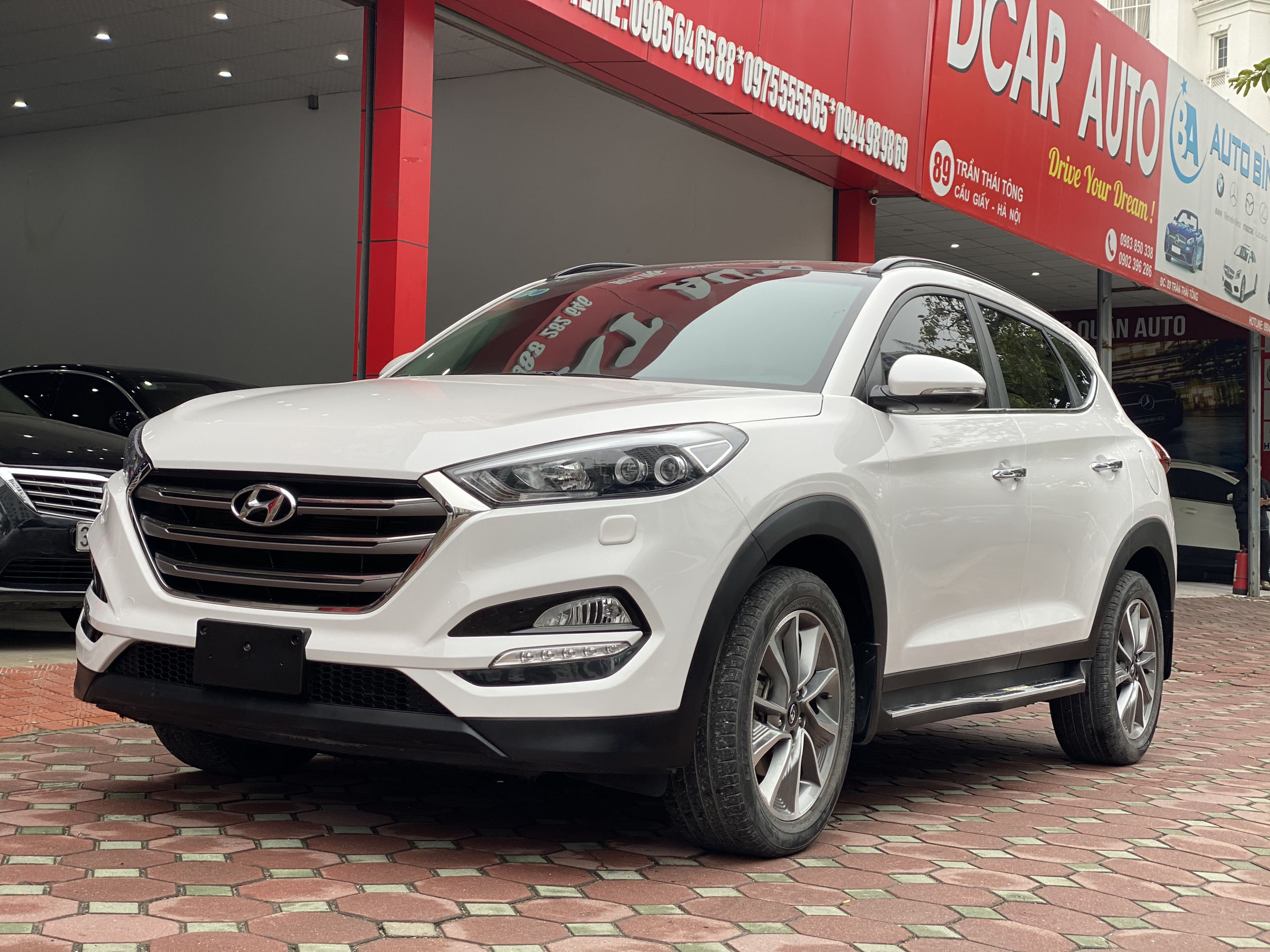 Hyundai Tucson 2.0 máy xăng 2018