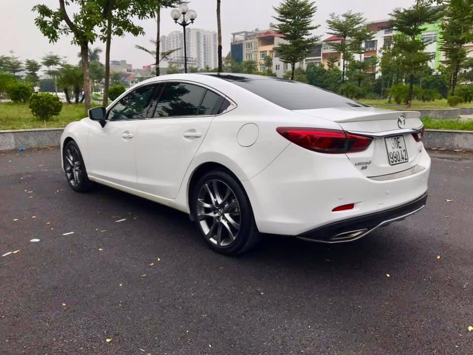 Mazda 6 Facelift 2.5 Premium 2017