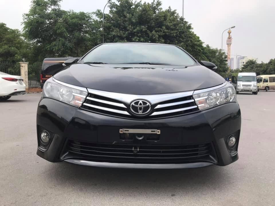 Toyota Altis 2016 AT