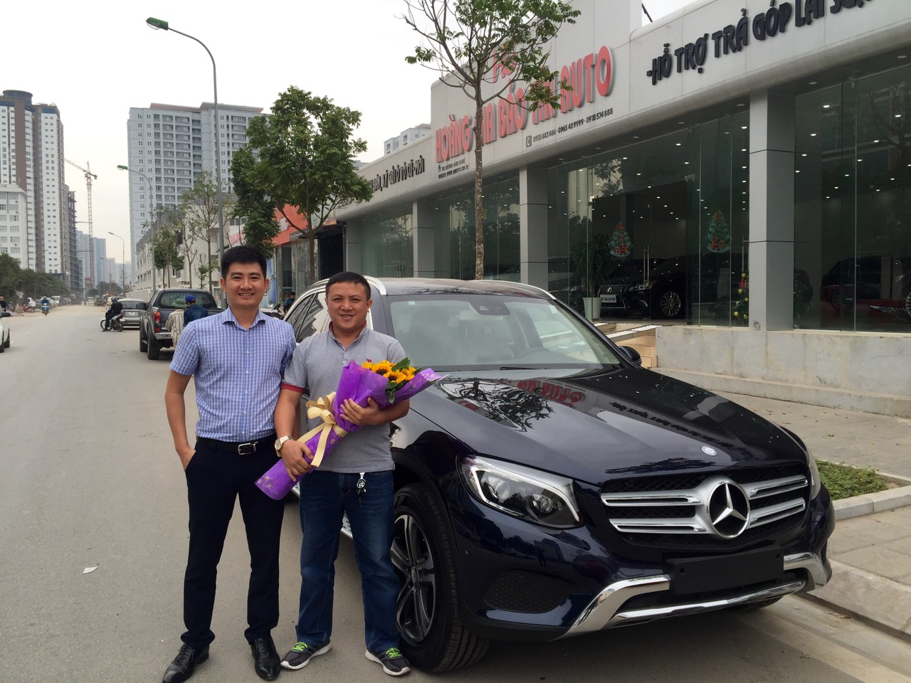 Mercedes Benz GLC250 51F-833.xx