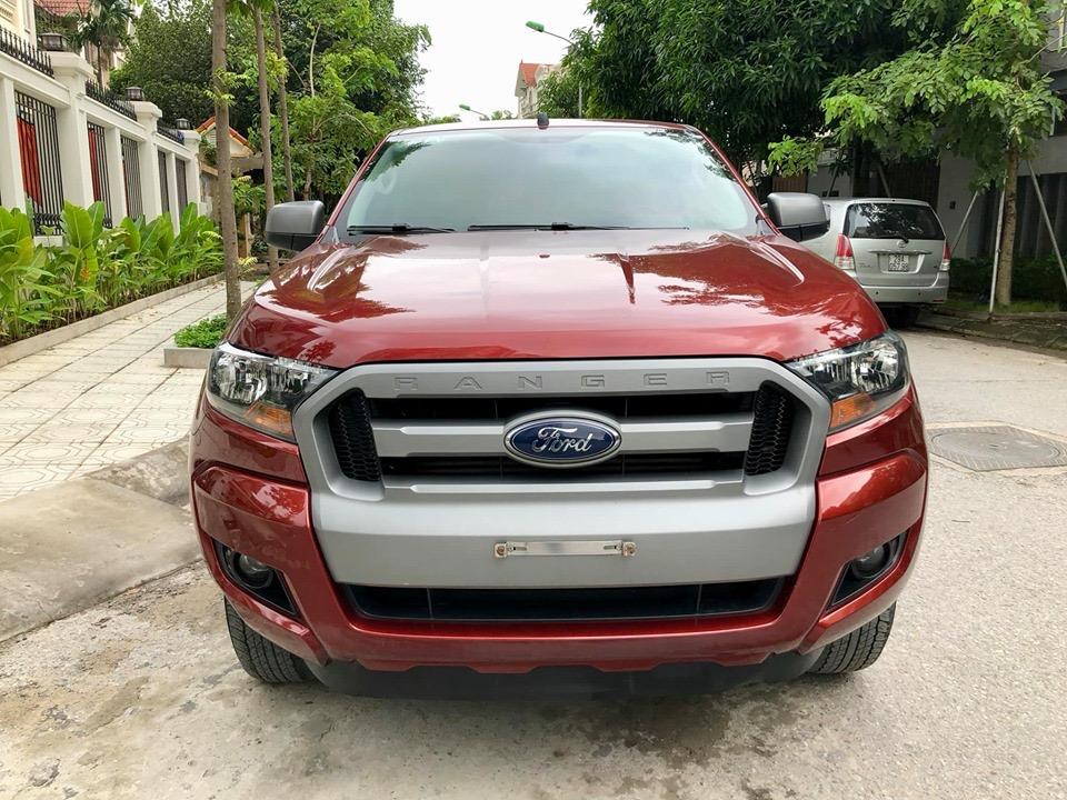 Ford Ranger XLS 2.2AT 2017