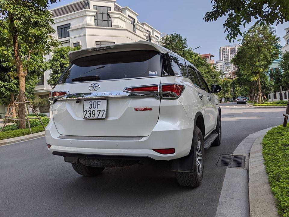 Toyota Fortuner 4x2 2017