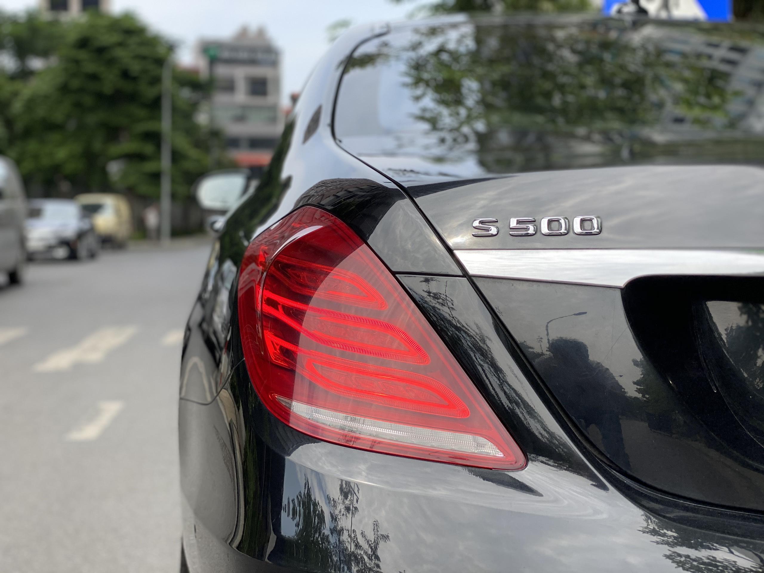 Mercedes S500L sx 2016