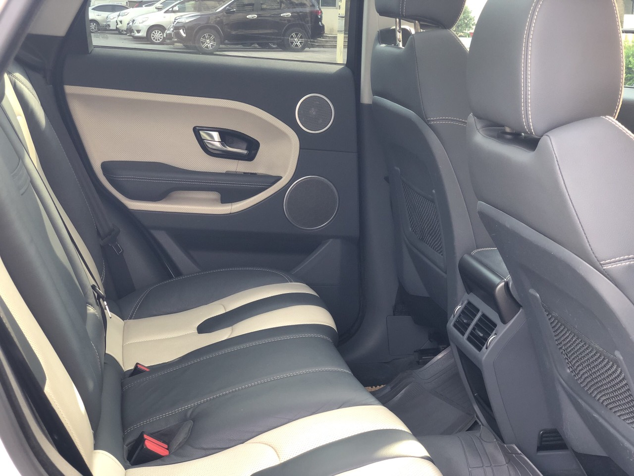Range Rover Evoque 2013