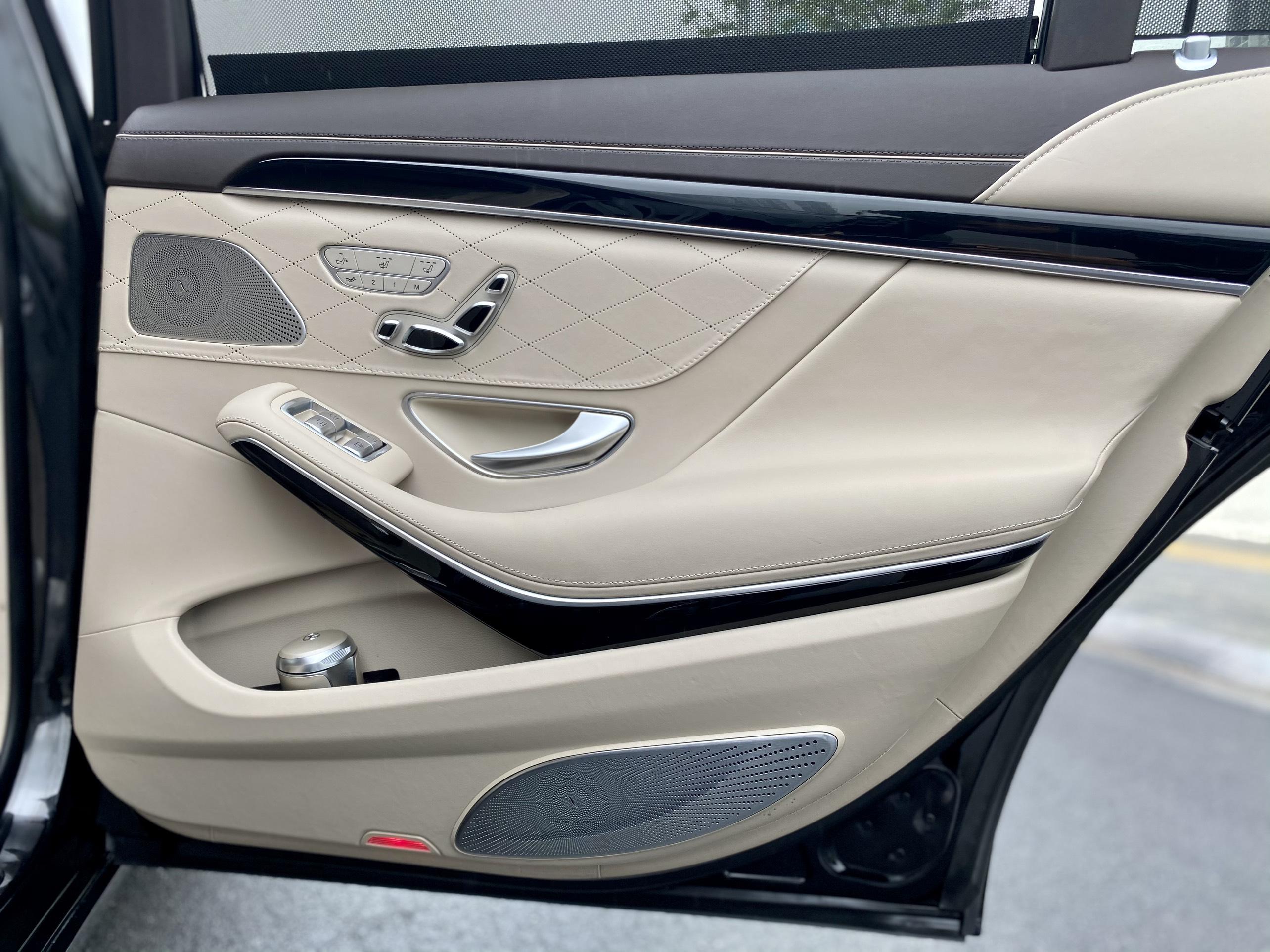 Mercedes S450 Luxury 2019