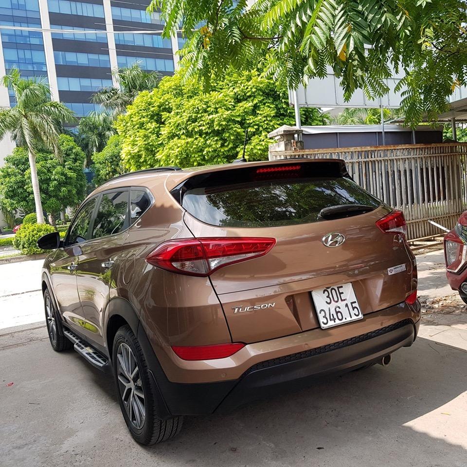 Hyundai Tucson 2015 full