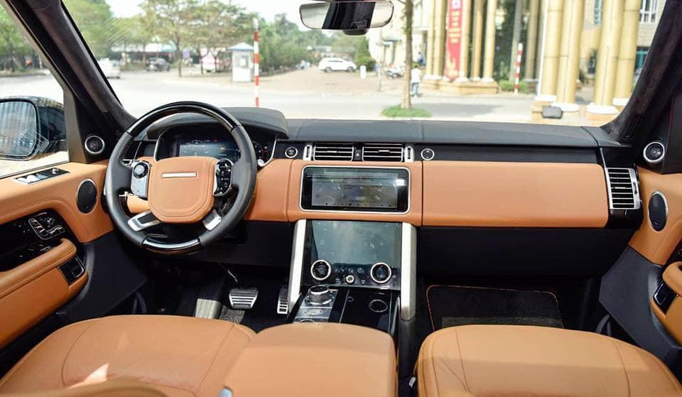 Range Rover Autobiography LWB 5.0L