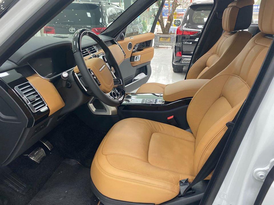 Range Rover Autobiography LWB 3.0L 2020