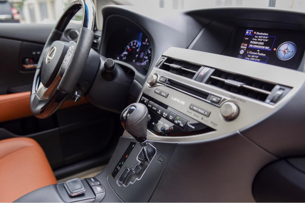 Lexus RX350 2014