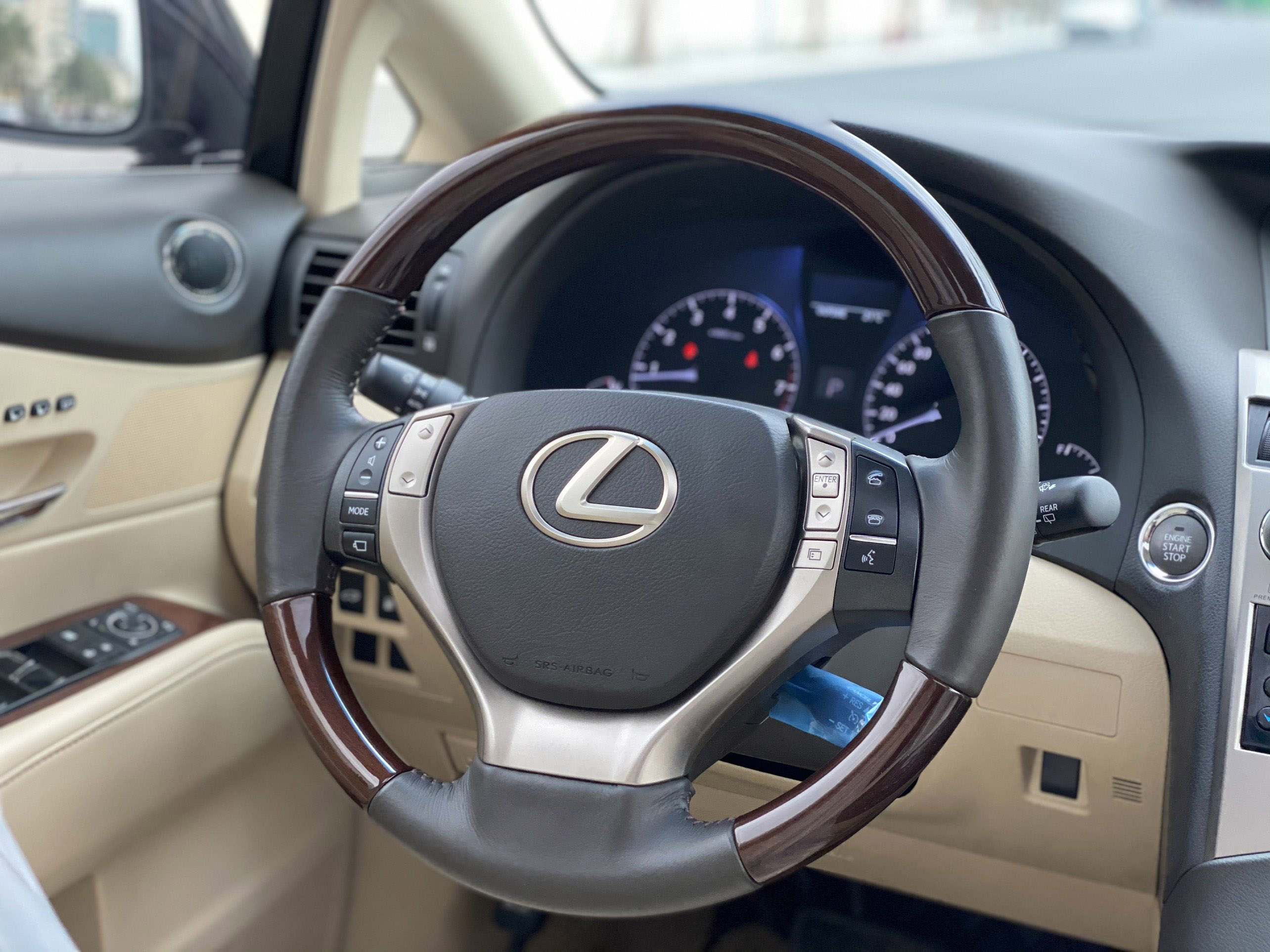 Lexus RX350 Sx 2015