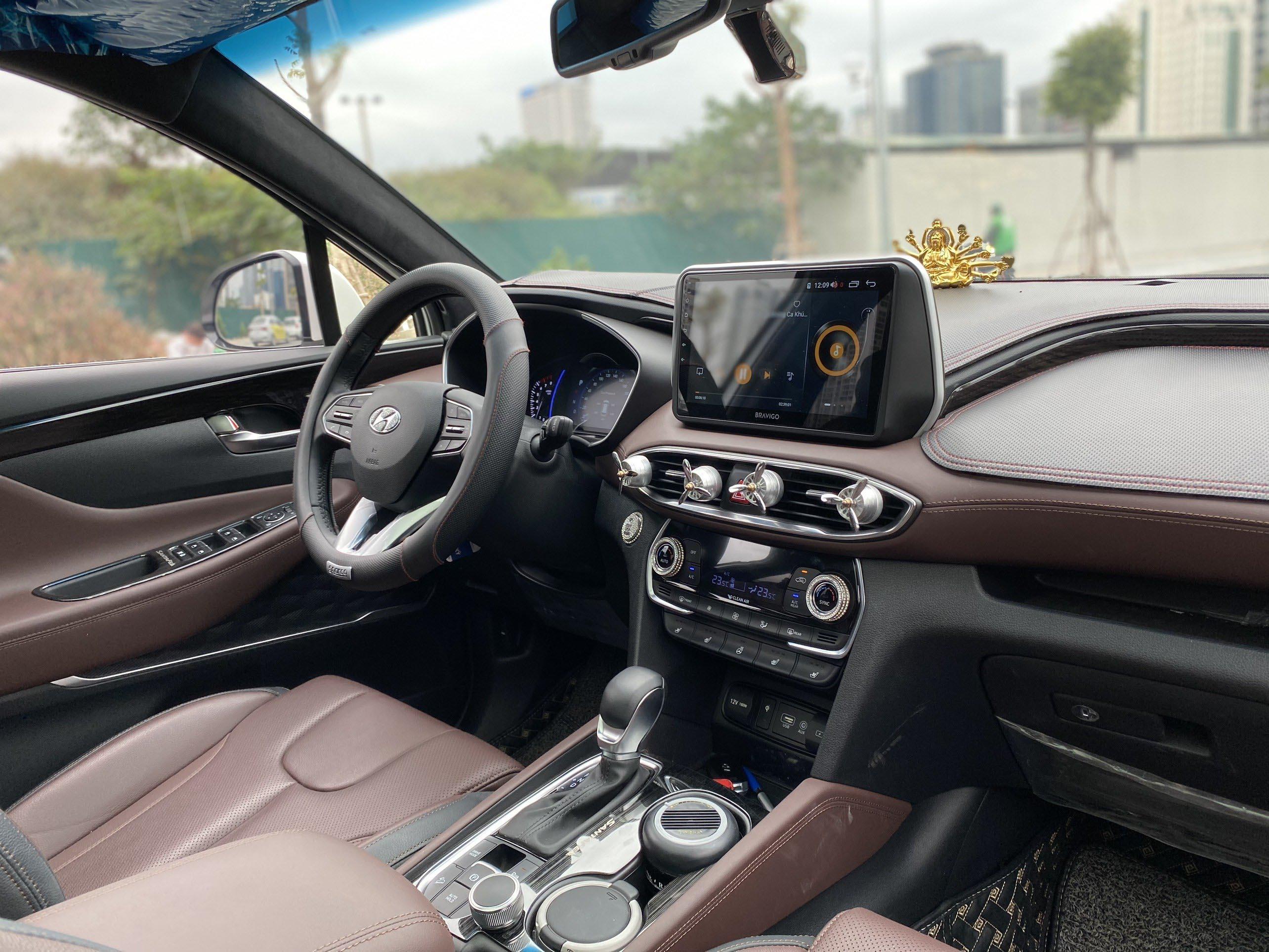 Hyundai Santafe 2.4 Premium Sx 2020