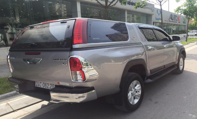 Toyota Hilux 3.0G 2015