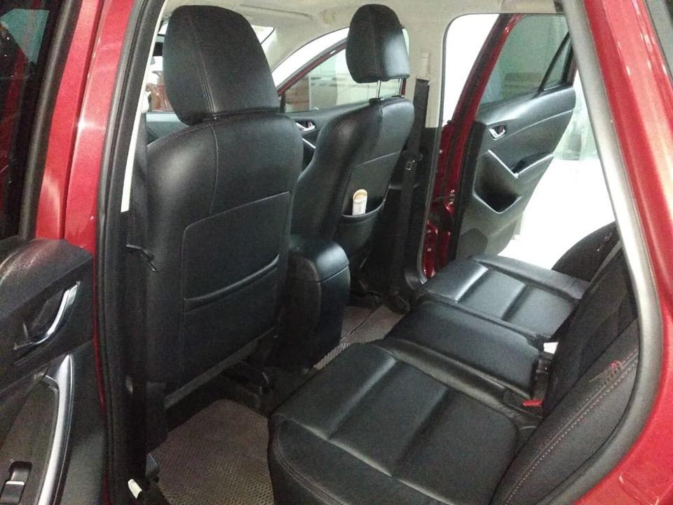 Mazda CX5 2.5 2016 đỏ