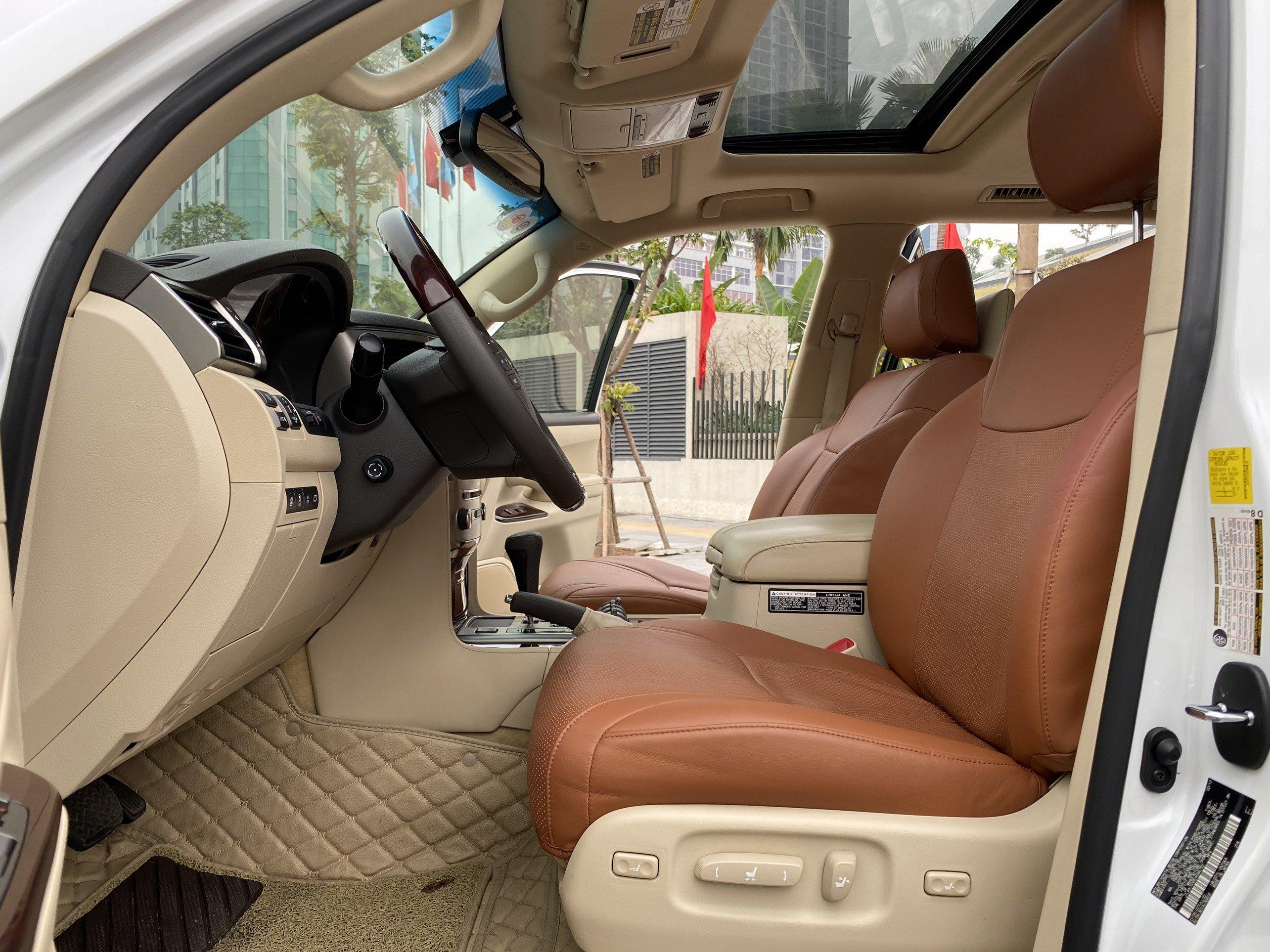 Lexus LX570 Sx 2012